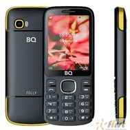 BQ 2808 TELLY, Black+yellow, фото 1