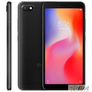 Xiaomi Redmi 6A 2Gb/16Gb Black {5.45'' (1440х720)IPS/MediaTek Helio A22/16Gb/2Gb/3G/4G/13MP+5MP/Android}  Global, фото 1