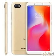 Xiaomi Redmi 6A 2Gb/16Gb Gold {5.45'' (1440х720)IPS/MediaTek Helio A22/16Gb/2Gb/3G/4G/13MP+5MP/Android}  Global, фото 1