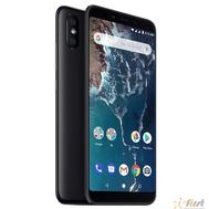Xiaomi Mi A2 4GB+64GB Black {5.99'' (2160x1080)IPS/Snapdragon 660/64Gb/4Gb/3G/4G/20MP/20MP+12MP/Android 8.1}, фото 1