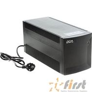 UPS Powercom RPT-1500AP {OffLine, 1500VA / 900W, Tower, IEC, USB}, фото 1
