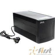 UPS Powercom RPT-2000AP {OffLine, 2000VA / 1200W, Tower, IEC, USB}, фото 1