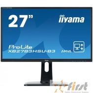 "IIYAMA 27"" XB2783HSU-B3 черный {VA LED 1920x1080 4ms 16:9 3000:1 300cd 178гр/178гр D-Sub DisplayPort HDMI}, фото 1"
