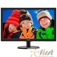 "LCD PHILIPS 21.5"" 223V5LSB (00/01) черный {TN LED 1920x1080 5ms 170°/160° 16:9 10M:1 250cd D-Sub DVI}, фото 1"