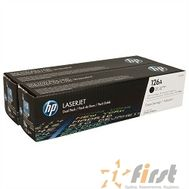 HP CE310AD Картридж ,Black{LaserJet Pro CP1025, Black (Dual Pack)}, фото 1