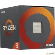 CPU AMD Ryzen 3 1200 BOX {3.1GHz, 8MB, 65W, AM4}, фото 1