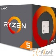 CPU AMD Ryzen 5 2600X BOX {4.25GHz, 19MB, 95W, AM4, with Wraith Stealth cooler}, фото 1