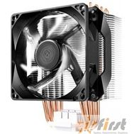 Cooler Master Hyper H411R, RPM, White LED fan, 100W (up to 120W), Full Socket Support (RR-H411-20PW-R1), фото 1