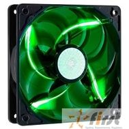 Case fan Cooler Master 120x120x25mm SickleFlow 120 Green (R4-L2R-20AG-R2), фото 1