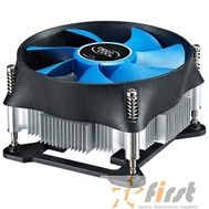 Cooler Deepcool THETA 15 PWM {Soc-1150/1155/1156, 4pin, 18-36dB, Al, 95W, 290g, screw, low-profile}, фото 1