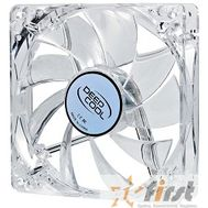 Case fan Deepcool XFAN 120L/R {120x120x25, 3pin, 26dB, 1300rpm, 180g}, фото 1