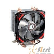 Cooler ID-Cooling SE-214 130W/PWM/ Red LED/ Intel 775,115*/AMD, фото 1