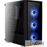 "MidiTower  AeroCool ""Quartz Blue"" ATX 2.03,  без б/п   68941, фото 1"