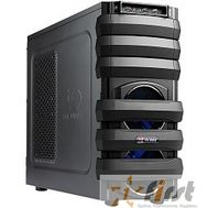 MidiTower InWin  MG-134BL w/o PSU U2*2+U3*1+A(HD)+FAN  [6120647], фото 1