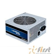 Chieftec 400W OEM (GPB-400S) {ATX 2.3, 80 PLUS, 80% эфф, Active PFC, 120mm fan}, Silver, фото 1