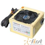 CROWN Блок питания  CM-PS450W smart   (20+4in, 120mm FAN, SATA*2, PATA(big Molex)*4, FDD*1, 4+4pin, Lines 1x12V OEM), фото 1