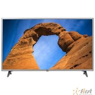 "LG 43"" 43LK6100PLA серебристый {FULL HD/50Hz/DVB-T2/DVB-C/DVB-S2/USB/WiFi/Smart TV (RUS)}, фото 1"