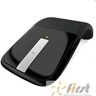Мышь Microsoft ARC Wireless Touch Mouse USB Black (RVF00056) RTL, фото 1