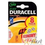 DURACELL LR03-8BL BASIC AAA (MN2400) (8 шт. в уп-ке), фото 1