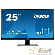 "IIYAMA 25"" XU2590HS-B1 черный {AH-IPS LED 1920x1080 5ms 16:9 1000:1 250cd 160гр/160гр D-Sub DVI HDMI}, фото 1"