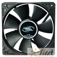 Case fan Deepcool XFAN 120 {120x120x25, 3pin, 26dB, 1300rpm, 180g}, фото 1