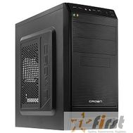 CROWN Корпус MiniTower CMC-402 black mATX (CM-PS450office), фото 1