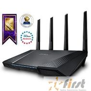 ASUS RT-AC87U Двухдиапазонный маршрутизатор стандарта Wi-Fi 802.11ac (до 2334 Мбит / с) с портами Gigabit Ethernet, фото 1
