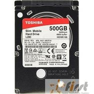 "500Gb Toshiba (HDWK105UZSVA) L200 Slim {SATA 3, 5400 rpm, 8Mb, 2.5"", 7.5 mm}, фото 1"