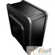Mini Tower AeroCool  Qs-240 (черный) без Б/п, mATX [58102], фото 1