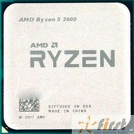 CPU AMD Ryzen 5 2600 OEM {3.9GHz, 19MB, 65W, AM4}, фото 1