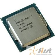 CPU Intel Core i3-6100 Skylake OEM {3.70Ггц, 3МБ, Socket 1151}, фото 1