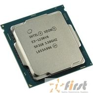 CPU Intel Xeon E3-1230v6 Kaby Lake OEM {3.5ГГц, 8Мб, Socket1151}, фото 1