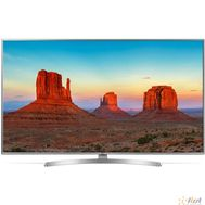 "LG 43"" 43UK6510PLB серебристый {Ultra HD/50Hz/DVB-T2/DVB-C/DVB-S2/USB/WiFi/Smart TV (RUS)}, фото 1"