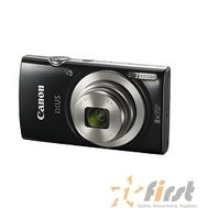 "Canon IXUS 185 черный {20Mpix Zoom8x 2.7"" 720p SD CCD 1x2.3 IS el 1minF 0.8fr/s 25fr/s/NB-11LH}, фото 1"