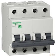 Schneider-electric EZ9F14425 АВТ. ВЫКЛ. EASY 9 4П 25А B 4,5кА 400В =S=, фото 1