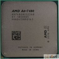 CPU AMD A6 X2 7480 BOX {3.8ГГц, 1Мб, SocketFM2+}, фото 1