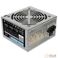 Aerocool 400W Retail ECO-400W ATX v2.3 Haswell, fan 12cm, 400mm cable, power cord, 20+4P, 12V 4P, 1x PCI-E 6P, 2x SATA, 2x PATA, 1x FDD, фото 1