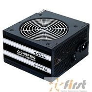 Chieftec 500W RTL [GPS-500A8] {ATX-12V V.2.3 PSU with 12 cm fan, Active PFC, fficiency 80% with power cord 230V only}, фото 1