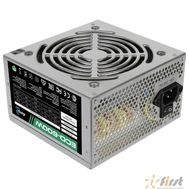Aerocool 600W Retail ECO-600W ATX v2.3 Haswell, fan 12cm, 400mm cable, power cord, 20+4P, 12V 4+4P, 1x PCI-E 6+2P, 4x SATA, 3x PATA, 1x F, фото 1