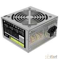 Aerocool 500W Retail ECO-500W ATX v2.3 Haswell, fan 12cm, 400mm cable, power cord, 20+4P, 12V 4P, 1x PCI-E 6P, 3x SATA, 2x PATA, 1x FDD, фото 1