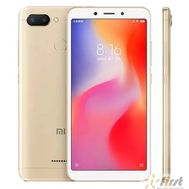 Xiaomi Redmi 6 4GB+64GB Gold {5.45'' (1440х720)IPS/Mediatek MT6762/64Gb/4Gb/3G/4G/12MP+5MP/Android}, фото 1