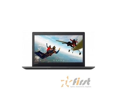 Lenovo IdeaPad 320-15IAP [80XR001NRK] black 15.6'' {HD Pen N4200/4Gb/500Gb/W10}, фото 1