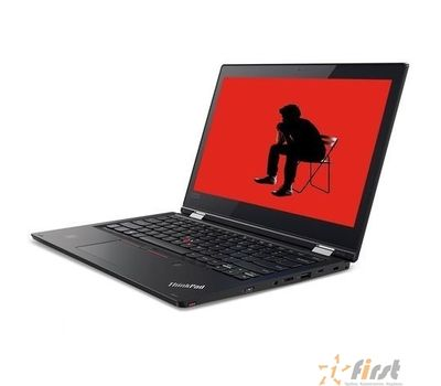 "Lenovo ThinkPad L380 [20M5001YRT] black 13.3"" {HD i5-8250U/4Gb/256Gb SSD/DOS}, фото 1"