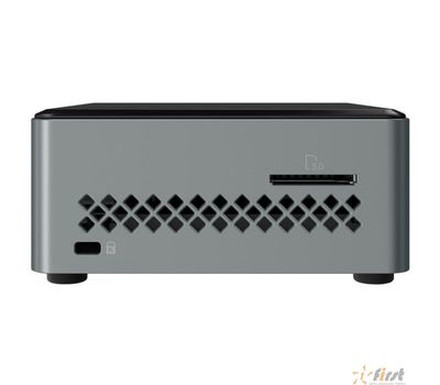 "Intel NUC BOXNUC6CAYSAJ, Celeron J3455, 2GB (2xslot DDR3L SODIMM (max 8GB)), 32GB eMMC+2.5"" SATA SSD/HDD+SDXC UHS-I, Wireless-AC 3168 (M.2 30mm) Bluetooth 4.2, Intel HD Graphics, HDMI+Combo, Win, фото 2"