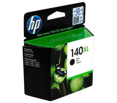 HP black (140XL) 25ml, фото 2