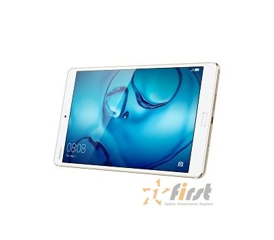 Huawei MediaPad T3 LTE 2+16GB Gold 8''/1280x800/Qualcomm A53 4х1.4GHz/2Mp+5MP/Android 7.0 + EMUI 5.1/4800 mAh [KOB-L09], фото 1