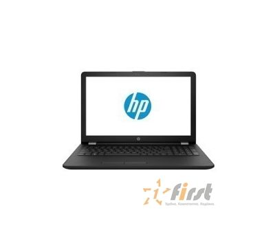 "HP 15-bw683ur [4US91EA] black 15.6"" {HD A12 9720P/8Gb/128Gb SSD/AMD530 2Gb/W10}, фото 1"